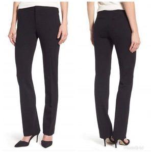 NYDJ Ponte Knit Slim Trouser Pants